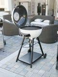 détail de barbecue sur un marché Photo stock