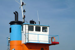 Détail de bateau Photos libres de droits