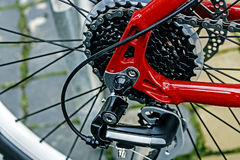 Détail 4 de bicyclette Images libres de droits