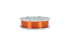 Détail de bobine Image stock