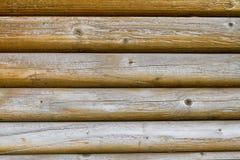 Détail de cabine de log photographie stock libre de droits
