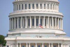 Détail de capitol des USA Image libre de droits