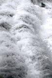 Détail de cascade à écriture ligne par ligne Images stock