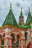 Détail de cathédrale de St Basil Image stock