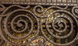 Détail de cathédrale Notre Dame de Strasbourg image stock