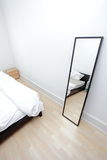 Détail de chambre à coucher Photo stock