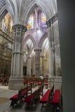 Détail de chambre forte de cathédrale de notre Madame de grâce et de saint Juli Photographie stock libre de droits