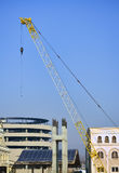 Détail de chantier de construction Photos libres de droits