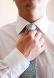 Détail de chemise Image stock
