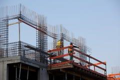 Détail de construction de prochain étage Image libre de droits