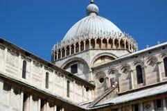 Détail de dôme de cathédrale Photos libres de droits