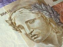 Détail de devise Images libres de droits