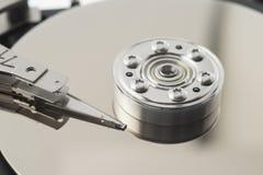 Détail de disque dur Photos libres de droits