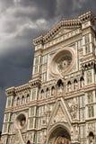 Détail de Duomo de l'IL, Florence Photographie stock