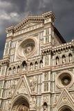 Détail de Duomo de l'IL, Florence Image libre de droits