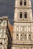 Détail de Duomo de l'IL, Florence Photo stock