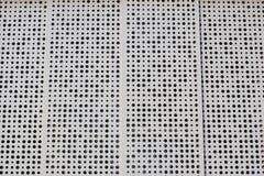 Détail de façade Photos stock