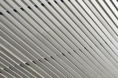 Détail de façade en métal de modèle Photographie stock
