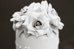 Détail de gâteau Image stock