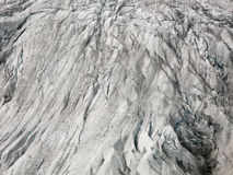 Détail de glacier Photos stock