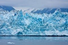 Détail de glacier Image libre de droits