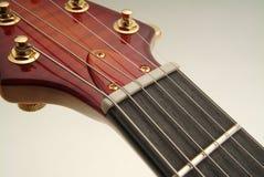 Détail de guitare Images libres de droits
