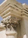 Détail de l'amphithéâtre romain,   Image libre de droits