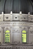 Détail de la construction de capitol d'état à Indianapolis Image stock