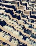 Détail de la façade Photo libre de droits