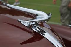 Détail de luxe americana classique de voiture Photographie stock libre de droits