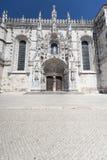 Détail de monastère de Hieronymites Photo stock