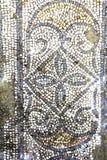 Détail de mosaïque géométrique Image libre de droits