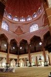 Détail de mosquée de Putra Photos stock