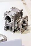 Détail de moteur Image stock