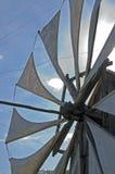 Détail de moulin à vent Image stock