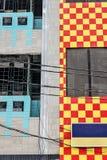 Détail de mur Photographie stock libre de droits
