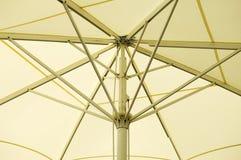 Détail de parapluie Photo libre de droits