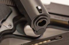 Détail de pistolets d'Airsoft Photographie stock