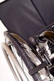 Détail de plan rapproché d'un fauteuil roulant Photo libre de droits