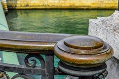 Détail de pont Image stock