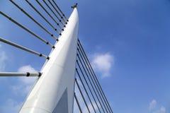 Détail de pont en métro de Halic Images libres de droits
