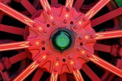 Détail de roue photo libre de droits
