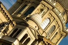 Détail de rue Stephen de basilique dans Budapest_4 Photographie stock