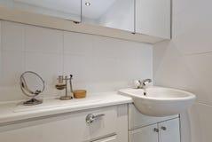 Détail de salle de bains Photographie stock