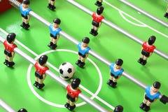 Détail de table de Foosball Image libre de droits