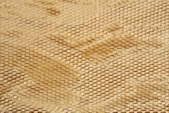 Détail de texture de papier de empaquetage Photographie stock libre de droits