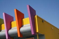 Détail de toit Photo libre de droits