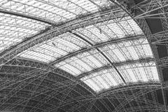 Détail de toit image stock