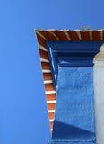 Détail de toit photographie stock libre de droits