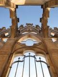 Détail de toit de Duomo Image stock